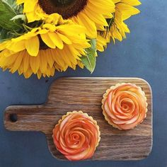 rg this one from @wethefoodsnobs too  my rose apple custard tarts & sunflowers from the market  tag & @ me in your pics from the bakery & I'll repost the ones I  #ColumbiaRoadFlowerMarket #LilyVanilliBakery