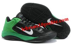 efad80a17a96 New nike zoom hyperfuse xdr mens black green low shoes