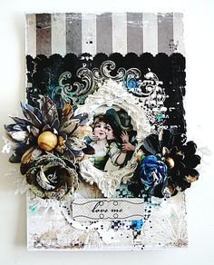 "kit of june  2014_""Timeless"" Scrap of Elegance_Stéphanie Papin"