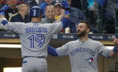 Blue Jays powered by long ball in 8-4 victory over Brewers