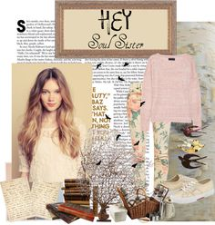 soul sister, created by ashlips33 on Polyvore