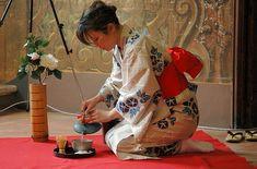 Secrets of tea ceremony in China