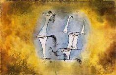 Paul Klee - Aurochs world couple