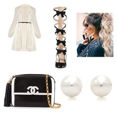 """Sans titre #424"" by stylesforstars on Polyvore featuring mode, Giambattista Valli, Gucci, Chanel et Tiffany & Co."