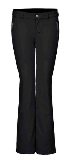 Bogner Fire + Ice Women's Lishana 2 Ski Pant in Black