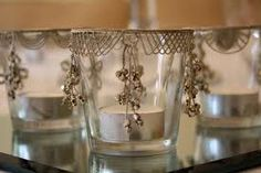vintage wedding table settings - Google Search