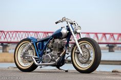 1999 YAMAHA SR400 #japan #motorcycle #chopper