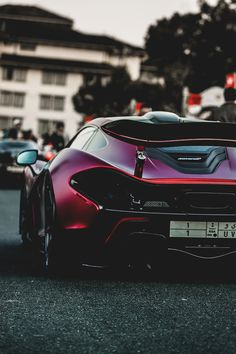 Sports cars are really popular not just to car racers but also to collectors and ordinary people. They are costly, no one would like to miss owning at least one model of sports vehicle. Mclaren P1, Mclaren Cars, Mclaren 675lt, Exotic Sports Cars, Exotic Cars, Supercars, Maserati, Ferrari F40, Lamborghini Gallardo