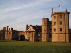 Thornbury Castle was built in 1511 by Edward Stafford, the 3rd Duke of Buckingham.  Henry VIII later stayed in the castle with Anne Boleyn. The castle is now a hotel.