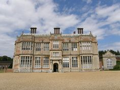 Felbrigg Hall said to be one of the most elegant homes in East Anglia.  It's noted for Jacobean architecture and a Georgian interior.