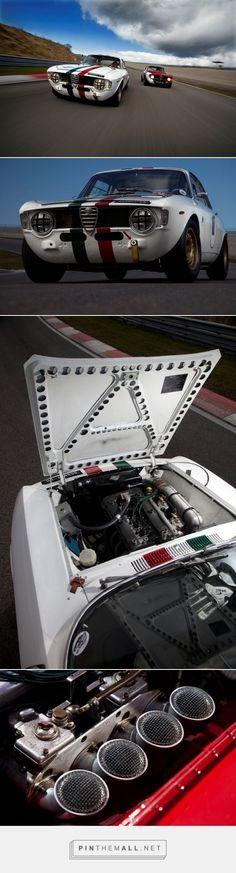 Alfa Romeo's schitterende GTA's | OctaneMagazine.nl