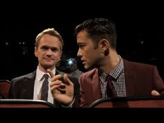 When he and Neil Patrick Harris performed at the HitRECord Fall Formal in January, and they both looked super sharp. | 33 Times Joseph Gordon-Levitt Charmed Your Pants Off In 2013