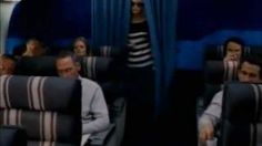 Bridesmaids airplane scene 1, via YouTube. One of the best moments ever created.