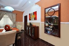 Dining Room Design And Decor By Us Project For Residential Home Interior In Lagos Nigeria