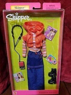 Barbie 1990, Barbie Kids, Barbie Doll Set, Barbie Skipper, Vintage Barbie Dolls, Our Generation Dolls, Friends Set, Laurel Burch, Lol Dolls