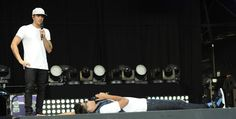 Max e Siva no Fusion Festival, em Birmingham, na Inglaterra (via @marianabfc) #CoberturaTWBR