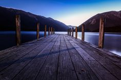 nelson lakes by Toby Baldwin on 500px