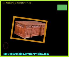 Fine Woodworking Furniture Plans 133040 - Woodworking Plans and Projects!