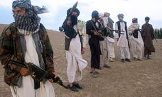 Afghan security guards: Pattern of war against the West