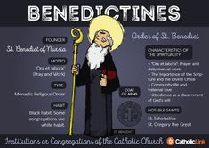 Catholic quotes, infographics, memes and more resources for the New Evangelization. Gallery: Religious Congregations of the Catholic Church. Catholic Catechism, Catholic Religious Education, Catholic Religion, Catholic Kids, Catholic Quotes, Catholic Saints, Roman Catholic, Catholic Answers, Ora Et Labora