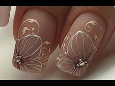 High Waisted Leggings for Women - Soft Athletic Tummy Control Pants for Running Cycling Yoga Workout - Reg & Plus Size - Идеи за Маникюри : 18 New Nail Art Tutorials 2019 Winter Nail Art, Winter Nails, Summer Nails, New Nail Art, Cool Nail Art, Diy Ongles, Best Nail Art Designs, Nail Swag, Stylish Nails