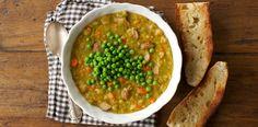 Split Pea Soup with Sausage recipe.