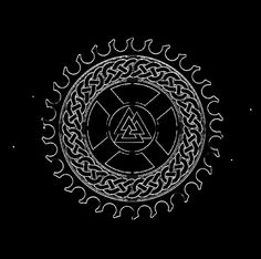 Norse Tattoo Design by whispersXofXbaal.deviantart.com