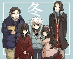 /Zoldyck Family/#943930 - Zerochan