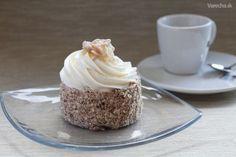 Gaštanová pyramída (aj iné gaštanové recepty) Pudding, Baking, Cakes, Image, Cake Makers, Custard Pudding, Bakken, Kuchen, Puddings