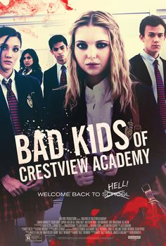 Muldoon chats movie making with Ben Browder about his recent film, BAD KIDS OF CRESTVIEW ACADEMY!