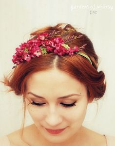 Twist with Flower Crown