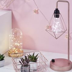 Our dreamy accessories for a room that's LIT!
