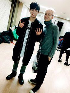 BTS Twitter [160115] #jungkook #rapmonster