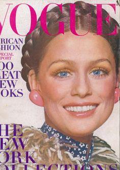 Vogue  Lauren Hutton by Penn