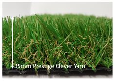 35mm Prestige Artificial Grass with our Innovative 'Clever Yarn'