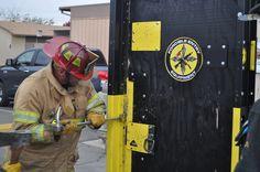 Catalyst Force Door at Ca Training Officers Symposium 2013