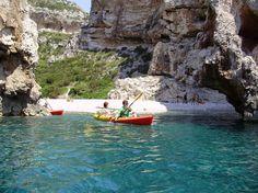 kayaking tours around vis