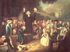Great Figures In American History | in america the great awakening presbyterian church during the great ...