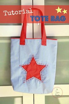 Tutorial totebag