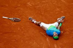 It's almost time!!!  Rafael Nadal puissance 5 à Roland-Garros