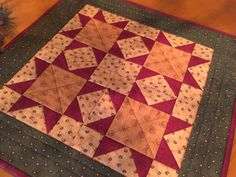 Quilted Table Topper / Holiday /Christmas Runner by QuiltedByVal