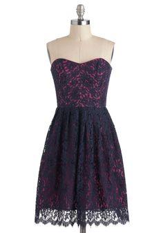 Blueberry Extraordinary Dress, #ModCloth