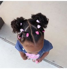 Untitled Untitled The post Untitled appeared first on Toddlers Diy. Untitled Untitled The post Untit Black Baby Girl Hairstyles, Cute Toddler Hairstyles, Natural Hairstyles For Kids, Kids Braided Hairstyles, Natural Hair Styles, Girl Hair Dos, Little Girl Braids, Hair Ideas, Babies
