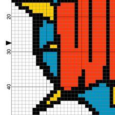 Whoa Cross Stitch Pattern