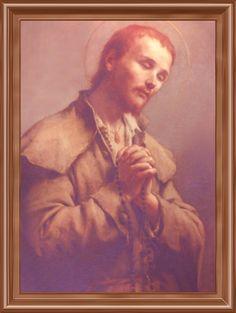 St. Benedict Labre (d. 1783)