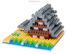 nanoblock Historic Villages of Shirakawa-go