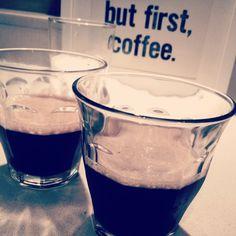 Caffe Shakerato from my blog:  https://ambradambra.wordpress.com/2016/02/28/the-moka-a-classic-until-the-end/