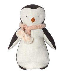 Adorable penguin girl
