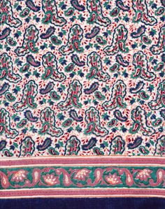 Anokhi USA: Medley cotton scarf