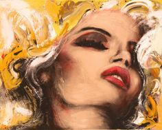 Bold By Corno – Dubai Exhibition Pop Art, Dubai, Studios, Photo Print, Face Art, Art Faces, Korn, Artist Painting, Painting Inspiration